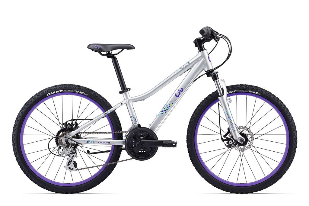 "Giant 2017 Enchant 1 Disc 24"" Kids Bike"