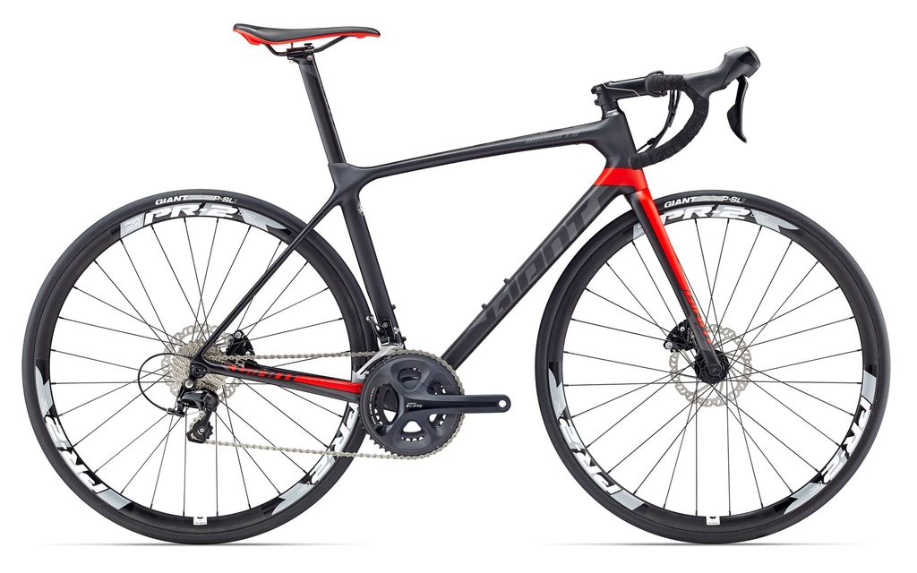 Giant 2017 TCR Advanced 2 Disc