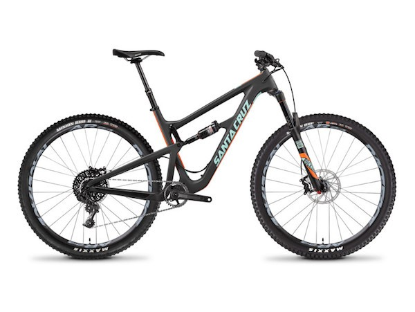 Santa Cruz 2017 Hightower 29 C S-AM Pike RC 140