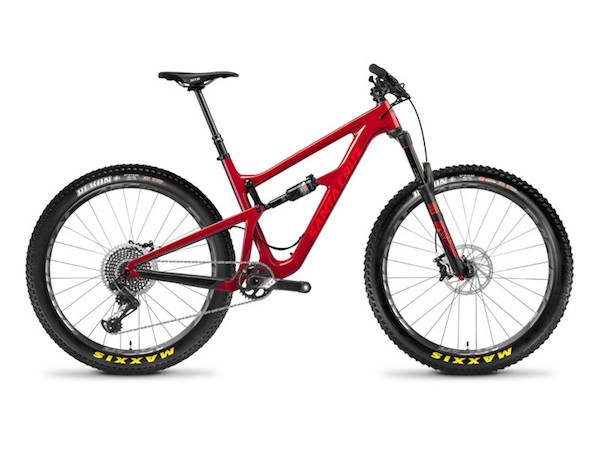 Santa Cruz 2017 Hightower 27.5+ CC XO1-AM Pike RCT3 150