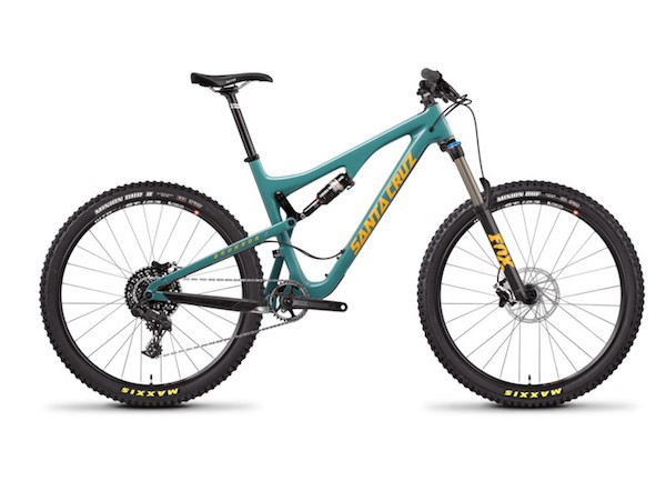 Santa Cruz 2017 Bronson2-C R1-AM Fox Rhythm