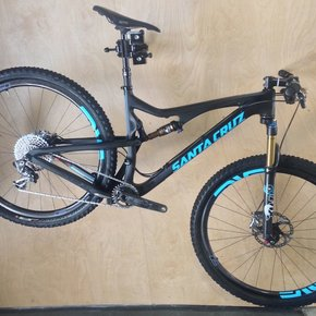 Santa Cruz 2015 Tallboy2 CC, XX1, ENVE, (Demo), Large