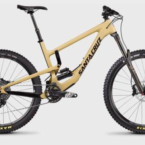 Santa Cruz 2017 Nomad4 - C S Bike