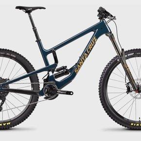 Santa Cruz 2017 Nomad4 - C XE Bike
