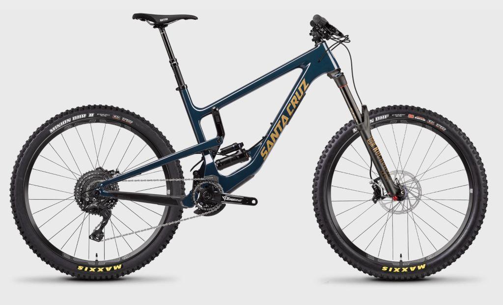 Santa Cruz 2018 Nomad4 - C XE Bike