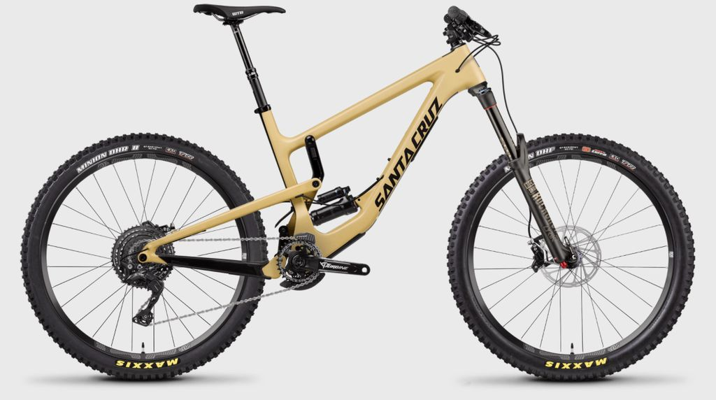 Santa Cruz 2017 Nomad4 - C XE Bike