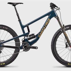 Santa Cruz 2017 Nomad4 - CC XO1, Reserve, Bike