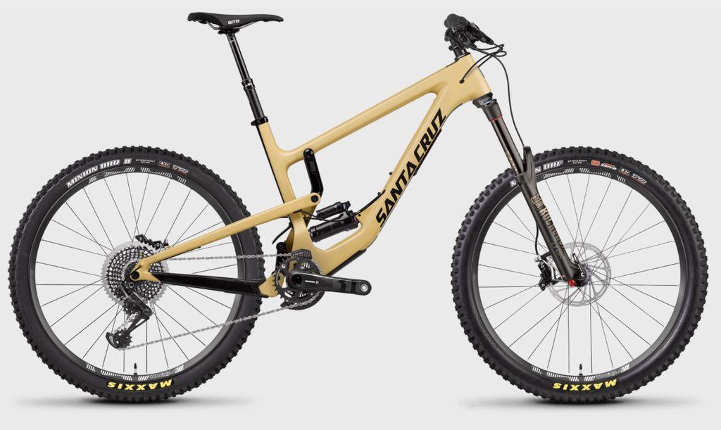 Santa Cruz 2017 Nomad4 - CC XO1 Bike