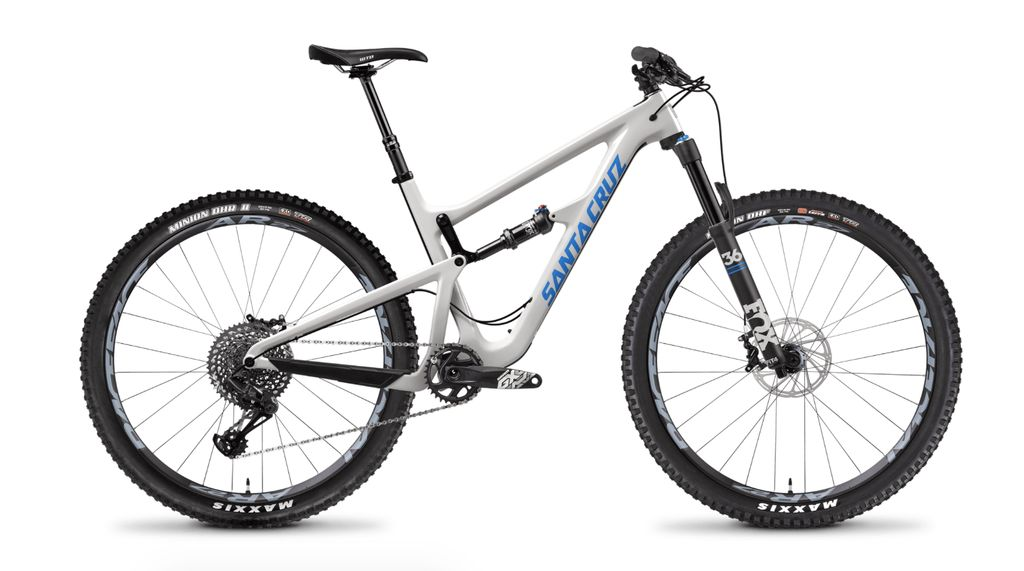 Santa Cruz 2018 Hightower 29 C S-AM Pike RC 140