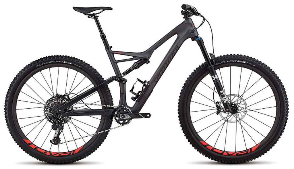 Specialized 2018 Stumpjumper Expert Carbon 29
