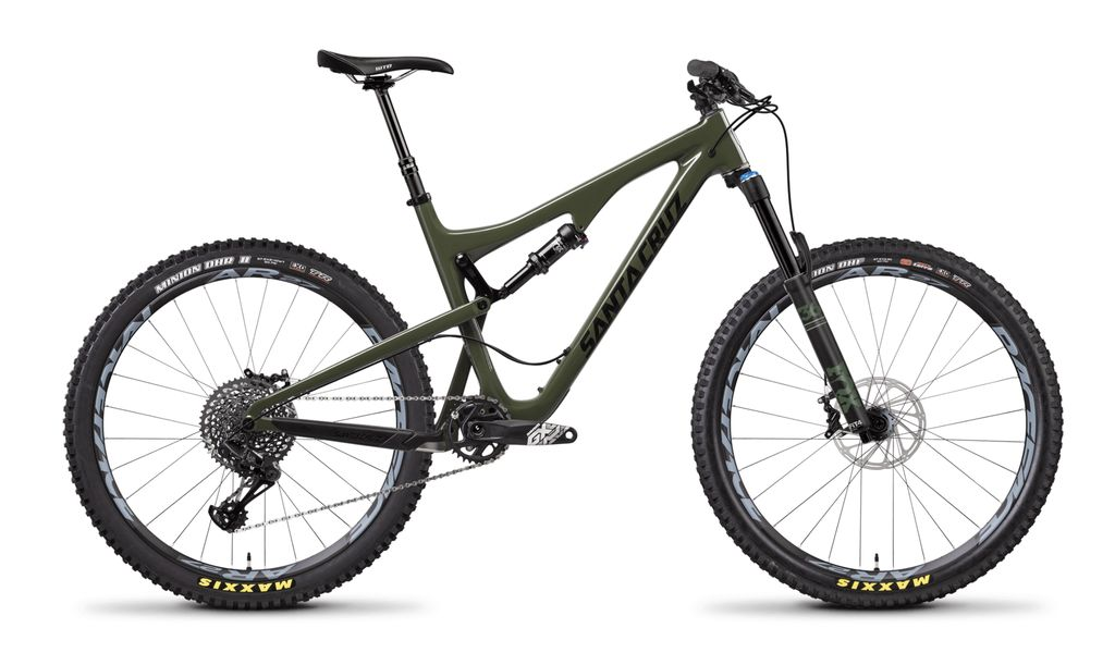 Santa Cruz 2018 Bronson2.1-C S-AM Fox 36