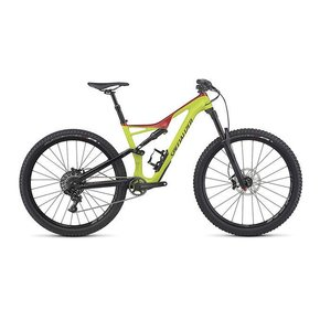 Specialized 2017 Stumpjumper Comp Carbon 650B