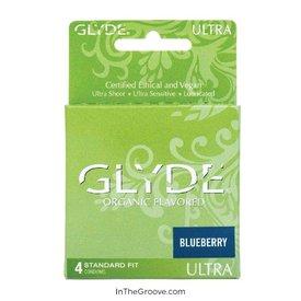 Glyde Flavored Condoms