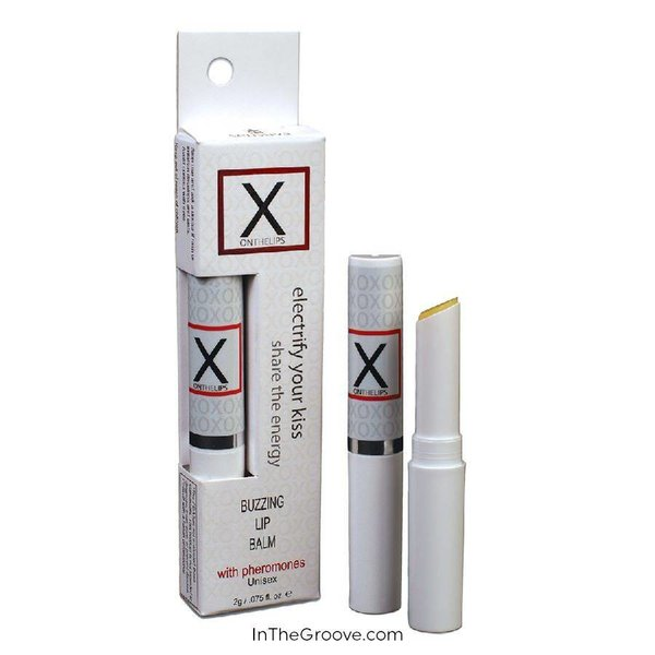 Sensuva X on the Lips Balm