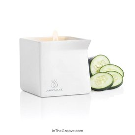 Jimmyjane Afterglow Candle - Cucumber
