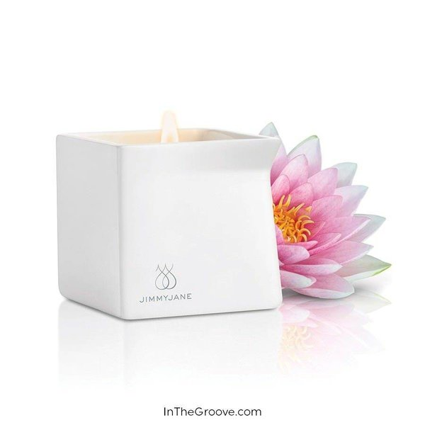 Jimmyjane Afterglow Candle - Pink Lotus