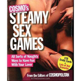 Cosmo`s Steamy Sex Games