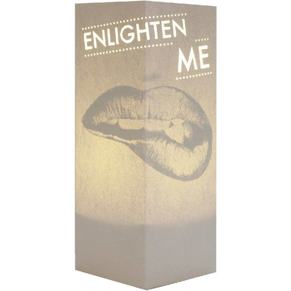 Enlighten Me Lamp