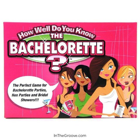 How Well Do You Know the Bride/Bachelorette?