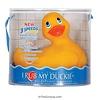 I Rub My Duckie 3-Speed Yellow