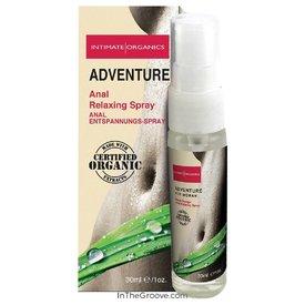 Intimate Earth Intimate Organics Adventure Women`s Anal Spray 1oz