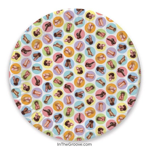 Penis Plates 8 Pack