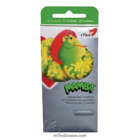 RFSU Mamba Condoms 10-Pack