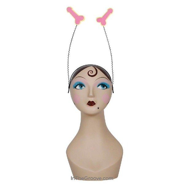 Risque Bachelorette Penis Headband