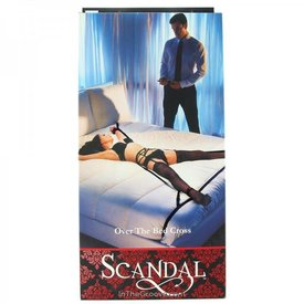CalExotic Scandal Over the Bed Cross