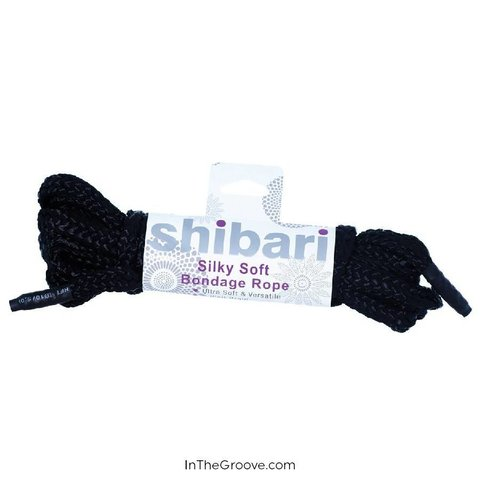 Shibari Silky Soft Bondage Rope 5 meters