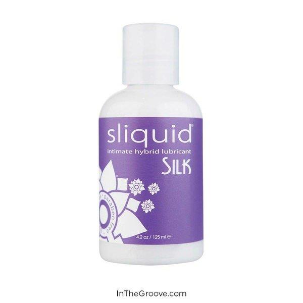 Sliquid Sliquid Silk 4.2oz