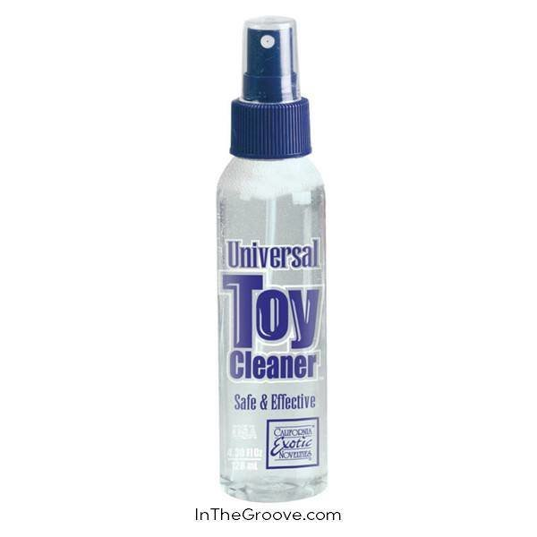California Exotic Universal Toy Cleaner