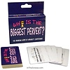 Who Is The Biggest Pervert? Card Game