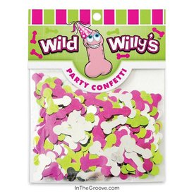 Wild Willy Confetti