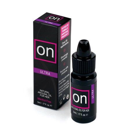 ON for Her ULTRA Arousal Oil 5ml Bottle