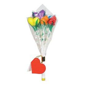 Candy Boob 6pc Bouquet single