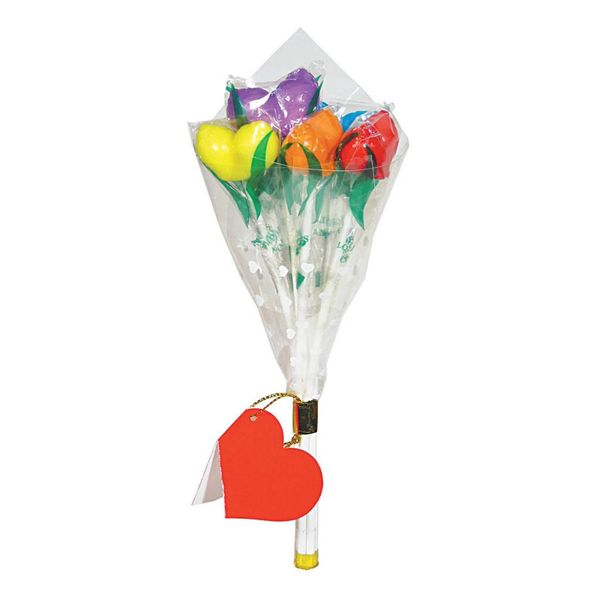 Candy Boob 6pc Bouquet single