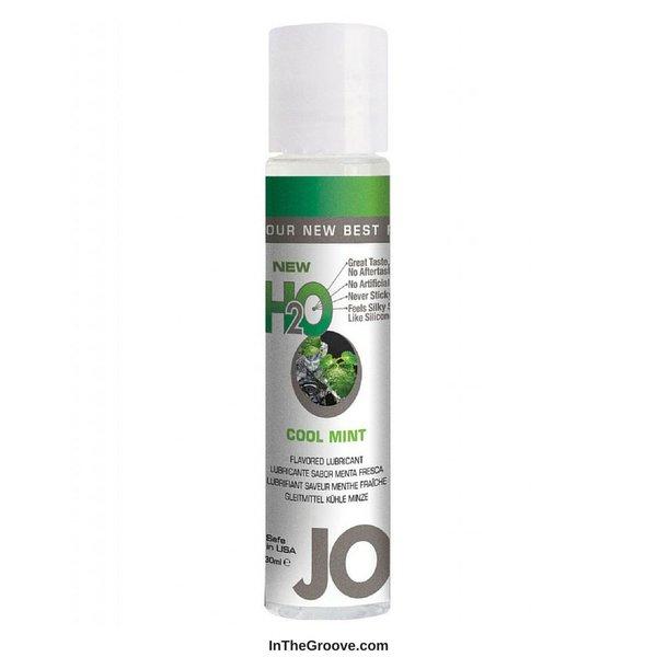 System Jo Jo 1 oz H2o Flavored Cool Mint