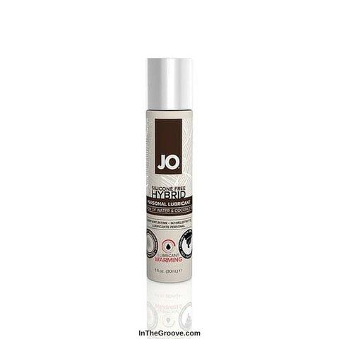 Jo Hybrid Warming Lubricant - 1 oz