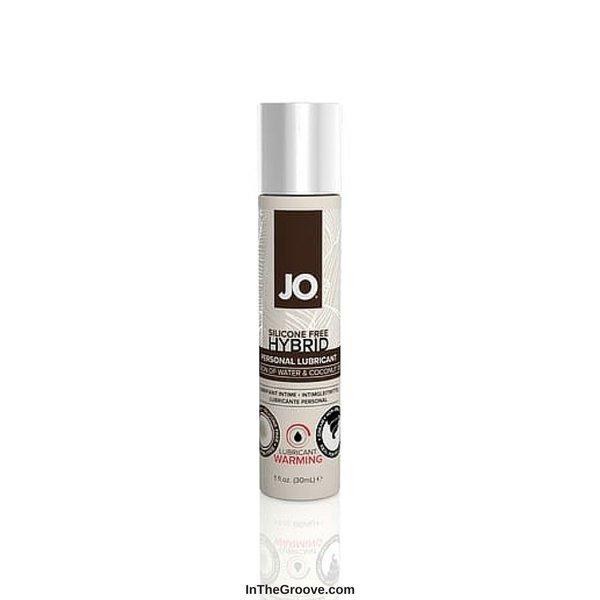 System Jo Jo Hybrid Warming Lubricant - 1 oz