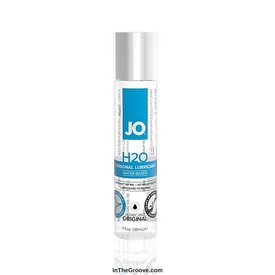 System Jo JO 1 oz H2O Water Based Lubricant
