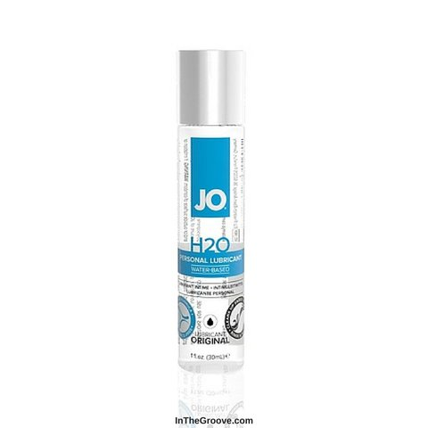 JO 1 oz H2O Water Based Lubricant