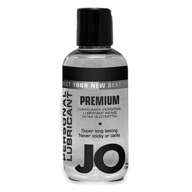 System Jo JO 4 oz Silicone Lubricant