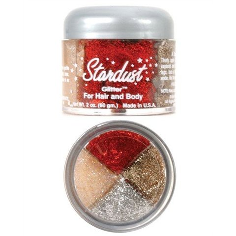 Stardust Body and Hair Glitter