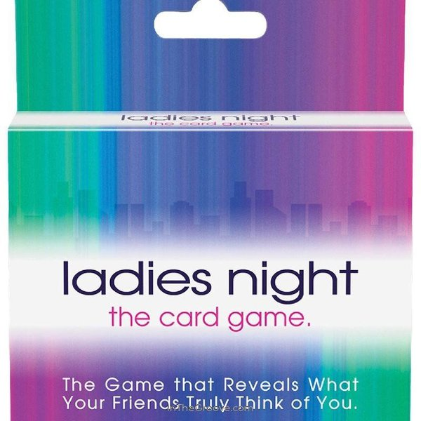 Kheper Games Ladies Night Card Game