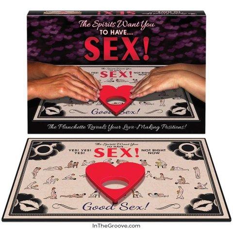 Spirits Sex Game