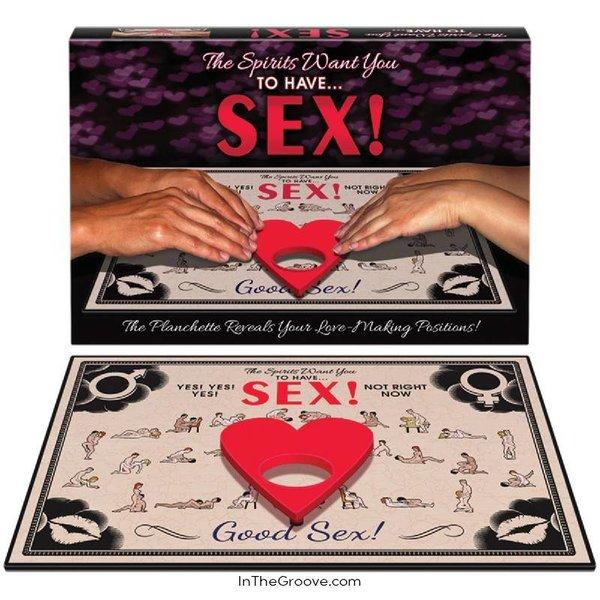 Kheper Games Spirits Sex Game