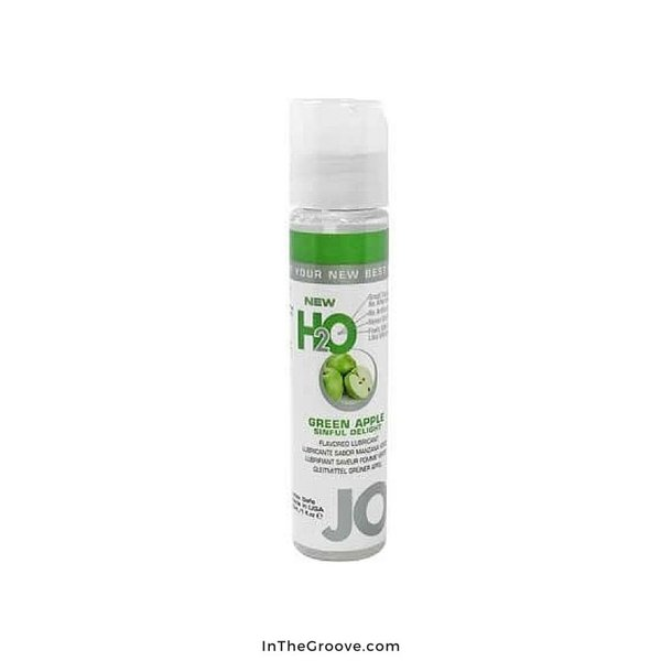 System Jo JO 1 oz H2o Flavored Green Apple