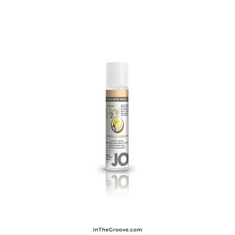 JO 1 oz H2o Flavored Vanilla Cream