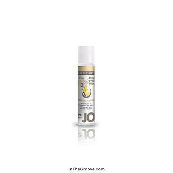 System Jo JO 1 oz H2o Flavored Vanilla Cream